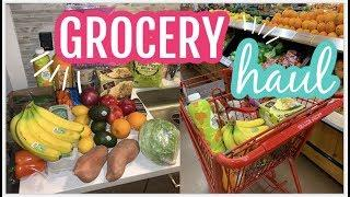 $60 TRADER JOE'S HAUL | WEEKLY STAPLES *HEALTHY AF*