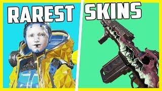 Top 13 Rarest Skins in Apex Legends That Always Get Compliments