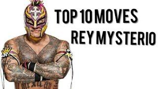 Top 10 Moves of Rey Mysterio