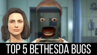 The Top 5 Bethesda Bugs of All Time