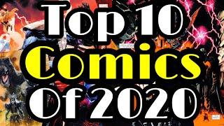 The Top 10 Comics Of 2020  The Best Comic Books Of The Year  Marvel DC Speculation