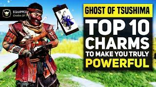 Ghost of Tsushima - Top 10 Powerful & Secret Charms In The Game (Ghost of Tsushima Tips & Tricks)