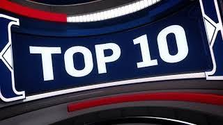 NBA Top 10 Plays Of The Night | August 11, 2020