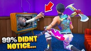 30 Secret Easter Eggs in Fortnite