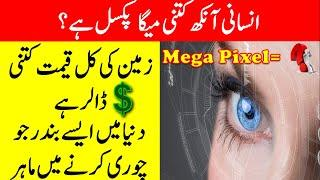 Most Amazing facts about Human eye | The Total Worth of Earth | Reality facts | Brain facts Must See