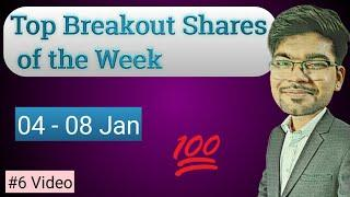 #6 Top Breakout shares of the week | Chart of the Week | Weekly Shares by SMU | Best Swing Stocks