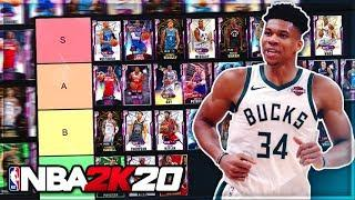 RANKING THE BEST PINK DIAMONDS IN NBA 2K20 MyTEAM!! (TIER LIST)