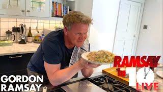 Gordon Ramsay Cooks Carbonara in Under 10 Minutes   Ramsay in 10