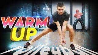 Best Warm-up Exercises for Volleyball