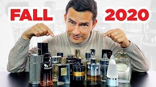 TOP 10 Fall Fragrances Every Man MUST Own (Cool Weather Colognes For Guys)