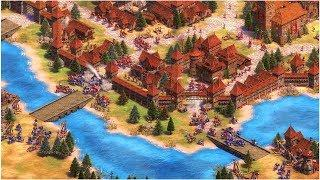 Top 30 Strategy games like Age of Empires