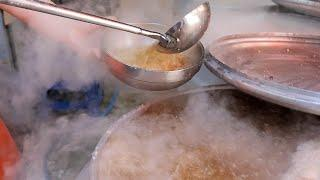 3대를 이어온 할아버지 손칼국수 / korean noodle soup - kalguksu / korean street food
