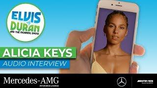 Alicia Keys Reveals Her Song 'Empire State Of Mind' Almost Didn't Happen | Elvis Duran Show