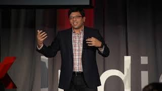How your body can play an integral role in wearable security | Shreyas Sen | TEDxIndianapolis