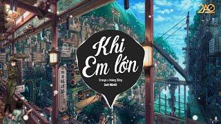 TOP 10 Nhạc Remix Nghe Nhiều Nhất - Khi Em Lớn, Chỉ Là Không Cùng Nhau, Sài Gòn Đau Lòng Quá