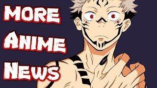 More Jujutsu Kaisen Anime News / Studio + Staff / Jujutsu Kaisen Anime 2020