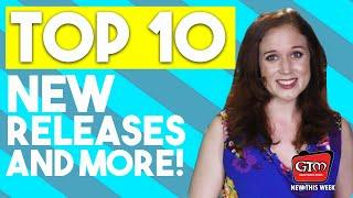 Top 10 NEW RELEASES ( March 1st- March 7th 2020) | New TableTop Games | New This Week