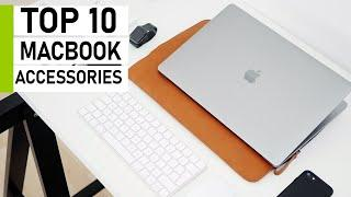 Top 10 Useful MacBook Accessories You Should Try