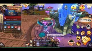 Astral Soul Awaken PVP Clan League Gameplay