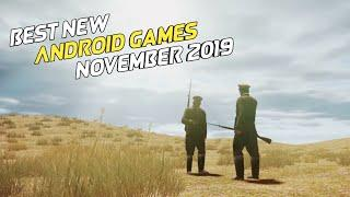 Top 10 Best New Games for Android in 2019/2020 | New Android Games November 2019 | High Graphics