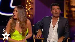 Mentalist Gets Inside Simon Cowell's Head From Vegas | America's Got Talent 2020 | Got Talent Global