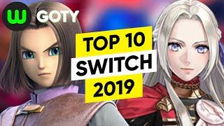 Top 10 Nintendo Switch Games of 2019 | Games of the Year | whatoplay