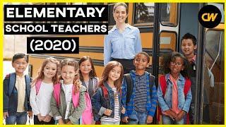 Elementary School Teacher Salary 2020 – Top 5 Places