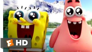 The SpongeBob Movie: Sponge Out of Water - The Real World | Fandango Family