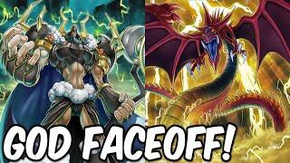 Is the NEW SLIFER DECK the Best God Card Deck? ( vs Nordic Gods)
