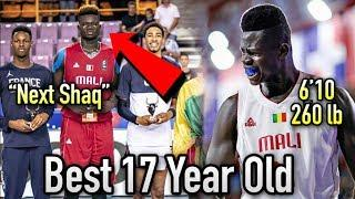 The BEST 17 Year Old Basketball Player In The World!