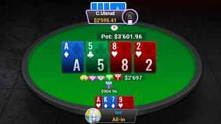 High Stakes Pot Limit Omaha Cash Games - Twitch Poker Highlights