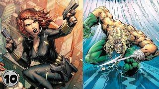 Top 10 Weak Superheroes Who Are Surprisingly Strong