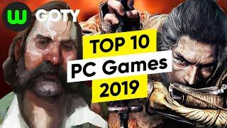 Top 10 PC Games of 2019 | Games of the Year whatoplay