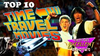 Top 10 Time Travel Movies!