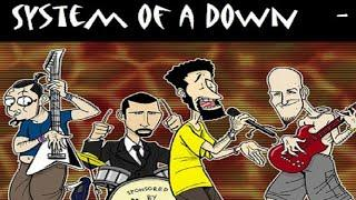 TOP 10 System Of A Down Songs as of 2020 || VOTED BY ROCK FANS!!