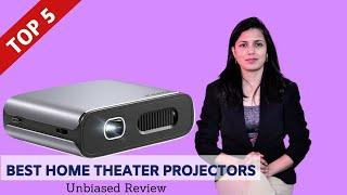 ✅ Top 5: Best Home Theater Projectors 2020 | Home Projectors Review & Comparison