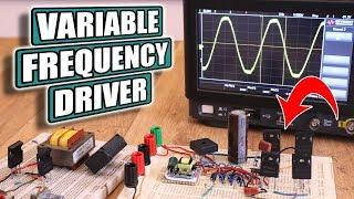 Variable Frequency Driver | Variable Inverter