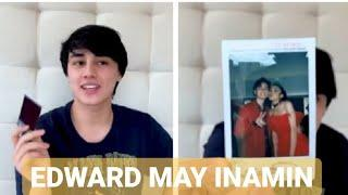 EDWARD BARBER may inamin tungkol kay MAYMAY ENTRATA sa MYX DAILY TOP 10 | watch until the end