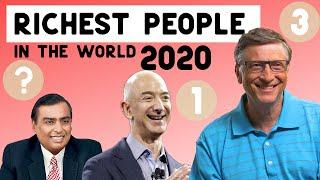 Top 20 Richest Peoples In the World 2020