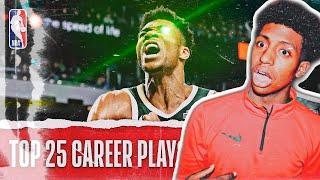 Giannis Antetokounmpo's top 25 plays of the 2019-2020 NBA season