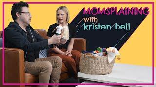 How to Give the Sex Talk, with Andy Lassner: #Momsplaining with Kristen Bell