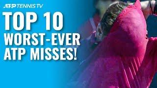 TOP 10 WORST ALL-TIME ATP MISSES!