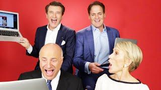 The Sharks From Shark Tank Find Out Which Shark They Really Are