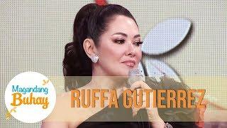 Ruffa's advice for women dealing with third parties in relationships | Magandang Buhay