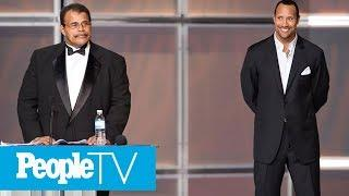 Dwayne Johnson's Father, Professional Wrestler Rocky Johnson, Is Dead At 75 | PeopleTV