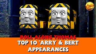 Roll Along's Top 10 'Arry & Bert Appearances in Thomas & Friends
