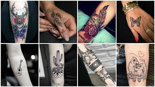 Tattoo for women :- top 50+ hand tattoo small and big best idea