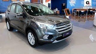 Ford Escape | detailed review | features | specs | price !!