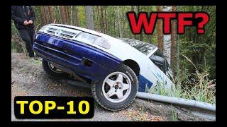Top-10 Motorsport WTF Moments By JPeltsi