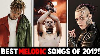 BEST MELODIC RAP SONGS OF 2019!